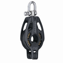 sailboat single block with swivel / becket (max. rope ø : 16 mm) 3247 Harken