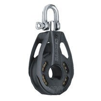 sailboat single block with swivel (max. rope &oslash; : 16 mm) 3246 Harken