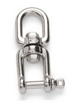 sailboat swivel (shackle / eye)  TOOLEE INDUSTRIAL TECHNICAL INC.