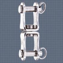 sailboat swivel (double shackle) 2461 Wichard
