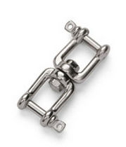 sailboat swivel (double shackle)  TOOLEE INDUSTRIAL TECHNICAL INC.