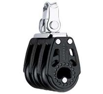sailboat triple block with swivel (max. line ø : 8 mm) 344 Harken