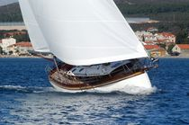 sailboat : classic cutter (wooden) CUTTER Enavigo Yachts