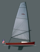sailboat : classic day-sailer (wooden) MARBLEHEAD 22 Samoset Boatworks, Inc.