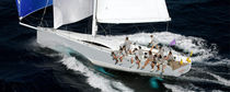 sailboat : cruiser-racer sailing-yacht (carbon hull and rig) KER 53 Premier Composite Technologies