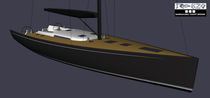 sailboat : cruiser-racer sailing-yacht (custom-made) RO 62 Ronautica