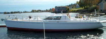 sailboat : cruiser-racer sailing-yacht (custom-made, Sparkman/Stephens design) BARBARA ANN Covey Island Boatworks