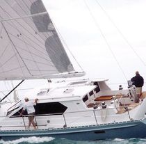 sailboat : cruising sailing-yacht (custom-made) BOUGAINVILLAEA 65 Kanter Yachts
