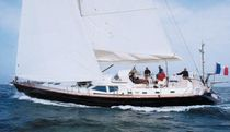 sailboat : cruising sailing-yacht (deck saloon) GARCIA 60 CC Garcia Yachting