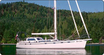 sailboat : cruising sailing-yacht (deck saloon) WATERLINE 53 Waterline Yachts