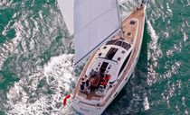 sailboat : cruising sailing-yacht (deck saloon) 57RS Southerly Yachts