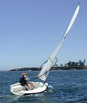 sailboat : day-sailer (open transom) WYLIECAT 17 Wyliecat