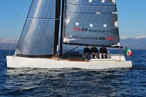 sailboat : day-sailer (open transom, teak deck, with cabin, lifting keel) DINAMICA 940 Dinamica Yachts