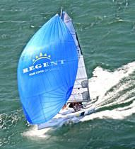 sailboat : racing keelboat (carbon mast, bow-sprit) PACER 27 SPORT Pacer Yachts