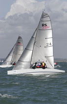 sailboat : racing keelboat (one-design) RS ELITE LDC Racing Sailboats