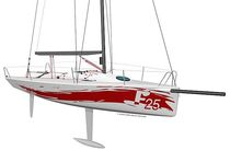 sailboat : racing keelboat (one-design, bow-sprit) FARR 25 OD OD Yachting Tic. Ltd.