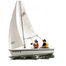 sailing dinghy 14.2 Catalina Yachts