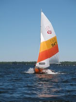sailing dinghy CL14 CL Sailboats