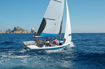 sailing dinghy (asymmetric spinnaker) RS VENTURE LDC Racing Sailboats
