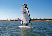 sailing dinghy : cat boat PH 3.60 Philéas Boats