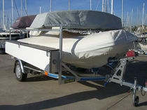sailing dinghy trailer 750 KG REMOLQUES THALMAN