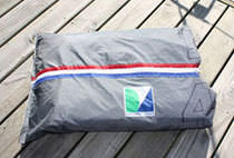sail bag for sailboats TURTLE  Lidgard Sailmakers