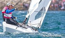 sail for racing sailing dinghy and keelboat STAR WB-Sails