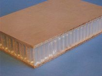 sandwich panel : plywood / honeycomb  Compensati toro