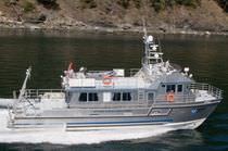 scientific research boat (oceanographic) 65' R/V FULMAR  All American Marine