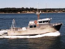 scientific research boat (oceanographic) 54' RESEARCH Rozema Boats Works