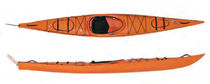 sea kayak : touring kayak QUEST Aquafusion