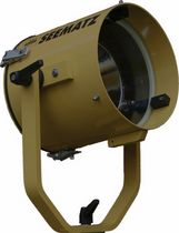searchlight for ships < 1000 W (halogen) 250 W Pesch Marinescheinwerfer