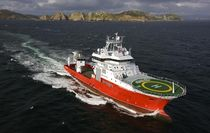 seismic research vessel VOLSTAD SURVEYOR Construcciones Navales P. Freire