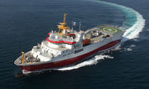 seismic research vessel 2400 DWT / POLAR DUCHESS Factorias Juliana, S.A.U.