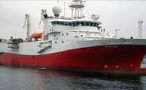 seismic research vessel 2400 DWT / POLAR DUKE Factorias Juliana, S.A.U.