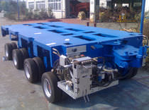 self-propelled boat handling trailer (modular) MULTI AXLE TIANDI Heavy Industry