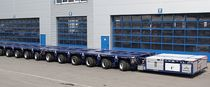 self-propelled boat handling trailer (remote controlled, all wheel steering) PST Goldhofer