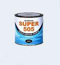 semi-hard matrix anti-fouling (for pleasure boats) SUPER 505 Marlin Yacht Paints