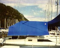 shade cover for sailboat  Yager Sails
