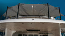 shade cover for yachts   Multiplex GmbH