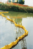 sheltered waters floating oil boom (rigid flotation elements) FENCE  Fosse Liquitrol