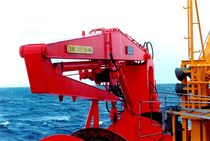 ship deck crane : articulated crane  Karmoy