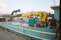 ship deck crane : knuckleboom crane PRODUCT - 3 Ozuyan Hydroulic Crane Export Company