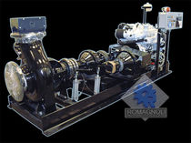 ship electric water pump (seawater, waste water) 150KW | 2000 RPM Romagnoli Officina Meccanica