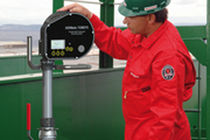 ship fluid level monitoring system (for tanks) TOMSYS Enraf Marine Systems