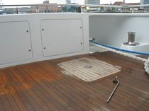 ship  flush deck hatch GRP Libra-Plast AS