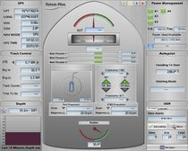 ship navigation software CONNING Totem Plus