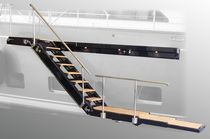 side boarding ladder for yachts STAIR LONGUE Pin-craft