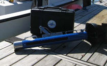 side scan  sonar HMS-1400 Falmouth Scientific, Inc