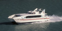 sightseeing boat (catamaran) 61' CHILKAT EXPRESS All American Marine